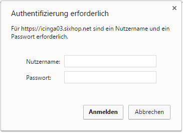 htaccess Login