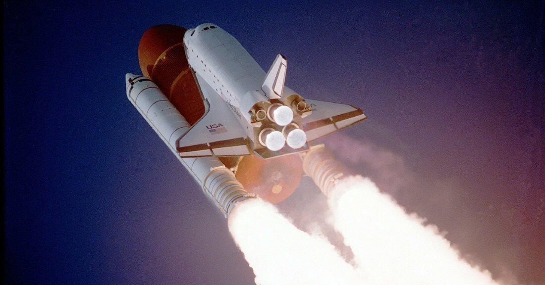 Durchstarten wie ein Space Shuttle